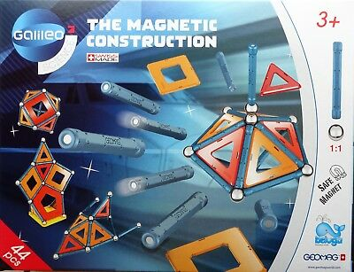 Beluga Geomag 62023 Galileo Pro7 Science The Magnetic Construction NEU OVP