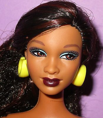 Barbie So in Style Sis Trichelle Byron Mbili SIS AA Black Grace Pastry Nude