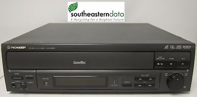 Pioneer CLD-V2600 Laserdisc Player - For Parts, See Details