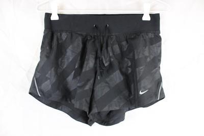 NIKE DRY FIT Mini RUNNING SHORTS S Gym Crossfit TOP $50 XS 8 Aerobics Weights