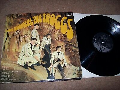 the troggs - from nowhere....1966 fontana l.p