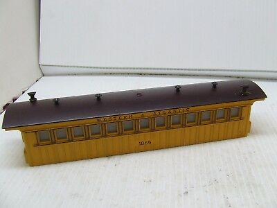 Lionel Post War Part Lot 1865 Passenger Car 1 H