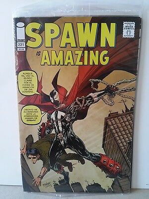 Spawn # 221 Mexican variant Sealed