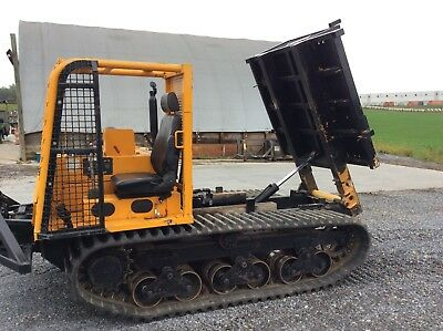 2007 Morooka MST-600VD Track, Dump, All Terrain Vehicle