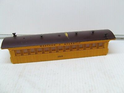Lionel Post War Part Lot 1865 Passenger Car 2 H