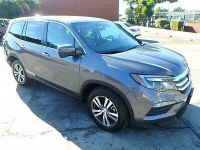 2016 Honda Pilot EX 2016 Honda Pilot EX Salvage Wrecked Repairable! Priced To Sell! Wont Last! L@@K!