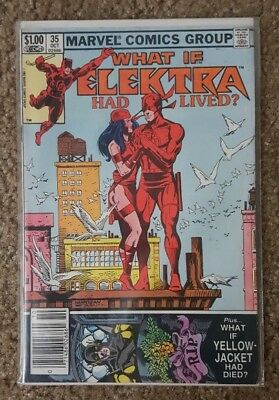 What if...Elektra had lived?#35 VF