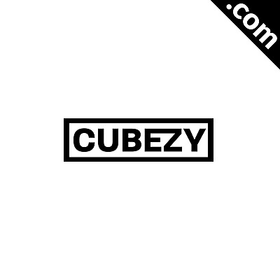 No Reserve: Cubezy.com - Cool 6 Letter Brandable Domain Name for Sale! Godaddy