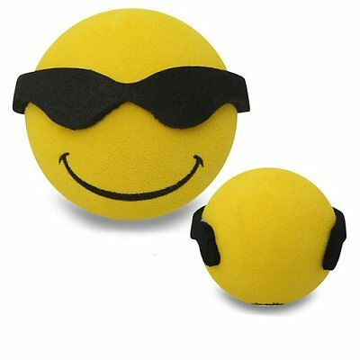 "Super Cooler Smiley Antennenball ""Cool Dude"" Sommer-Sonnen-Smiley"