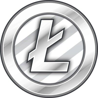 0.1 Litecoin (LTC), Cryptocurrency, Digital investment