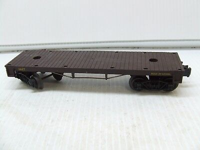 Lionel Post War  1887 Flat Car H