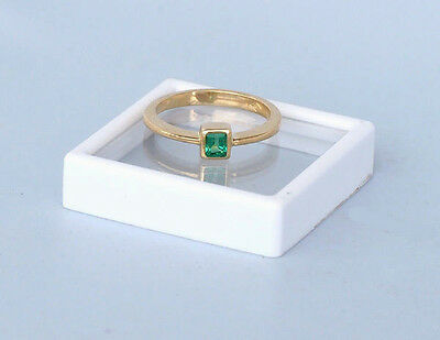 Emerald Yellow Gold, Clear Green - Intensive - Fashion - Columbia