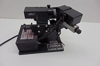 JETLINE ENGINEERING TUNGSTEN ELECTRODE GRINDER TEG1A TEG-1A with EXTRA parts  D7