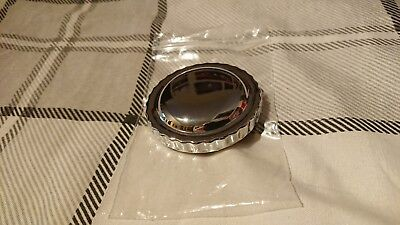 BMW M10 M20 M30 Engine 2002 3.0 E9 E21 E23 E24 E28 E30 Oil filler cap chrome NEW