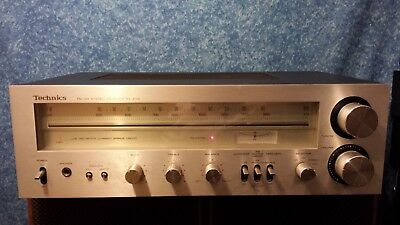 Technics Am/fm Stereo Receiver Sa- 200