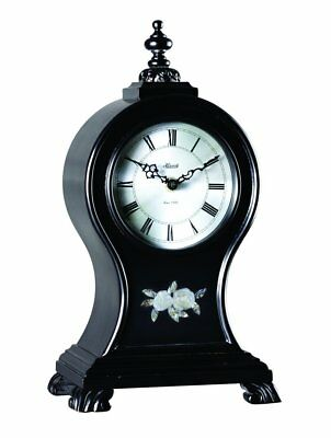 (New!) OAK RIDGE Quartz Mantel Clock Hermle Clocks 22926-7421144 Chiming Chimes