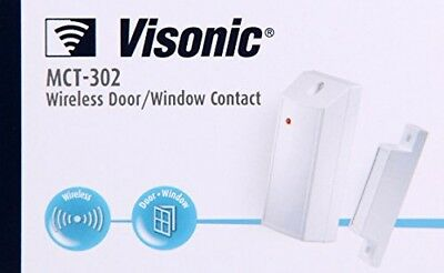 Visonic PowerMax MCT-302 Wireless Magnetic Contact - Brown - 868mHz - 0-2286-A