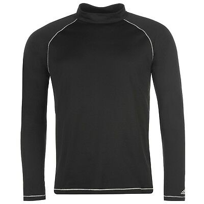 adidas Mock Base Layer Top Mens new with tags large