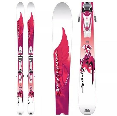 Rossignol Skis (160cm) in HOT PINK