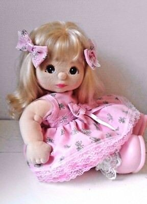 SooBee Designs for My Child Dolls, PRETTY PINK  DRESS SET no doll