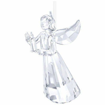 Swarovski Angel Christmas Ornament 2017 Annual Edition 5269374 New!