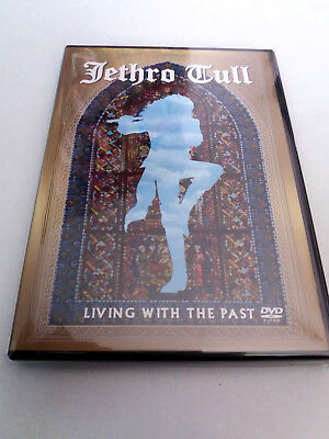 "Jethro Tull ""living With The Past"" Dvd"