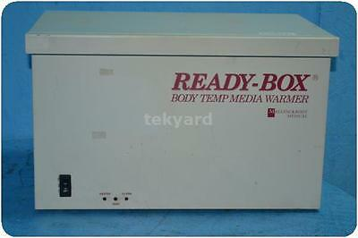 Mallinckrodt 3700B Ready-Box Body Temp Media Warmer @ (131423)