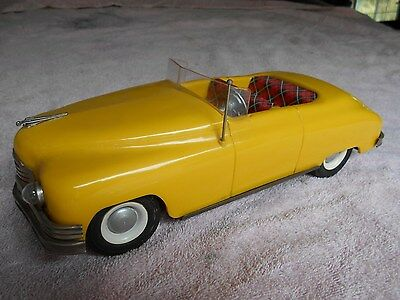 collectable toy Packard automobile