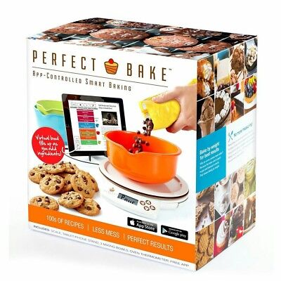DISCOUNTED!! Perfect Bake Smart Scale and Recipe App Cook Tool