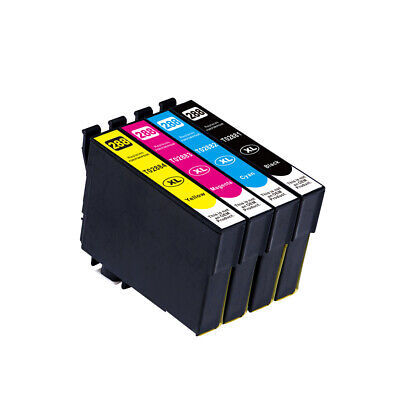 4 INK HighYield T288 288XL T288XL Ink Non-OEM For XP-330 430 446 434 340 440