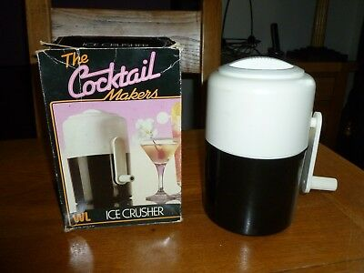 WL Ice Crusher 1980's? Boxed
