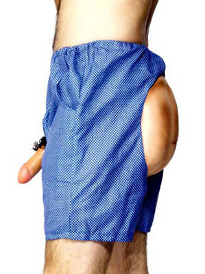Willy & Bum Shorts Mens Stag Night Stag Party Fancy Dress Novelty Boxer Shorts