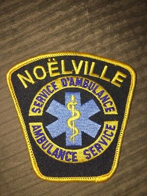 Noelville EMS Patch Ontario Canada