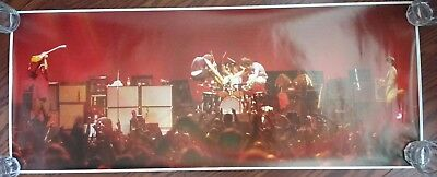 Pearl Jam Poster E-Center Live in 2000 by TODD KAPLAN 2001