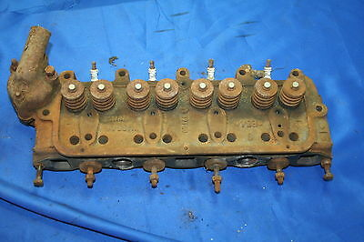 Nissan Early 4 Cylinder Head Assembly B34 0716E