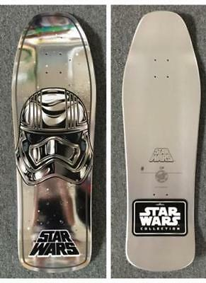 SDCC 2016 Exclusive Santa Cruz Skateboard Deck CAPTAIN PHASMA 1 of 200!