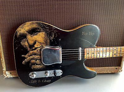 1952 Fender Telecaster *Modified. Ultimate Keith Richards Tribute*