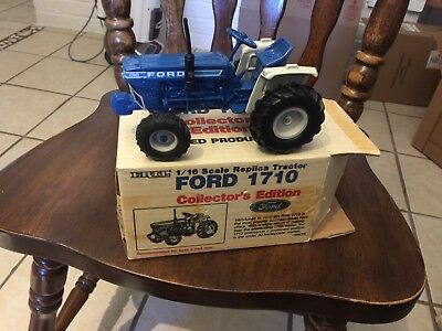 ertl ford tractor 1/16 die cast