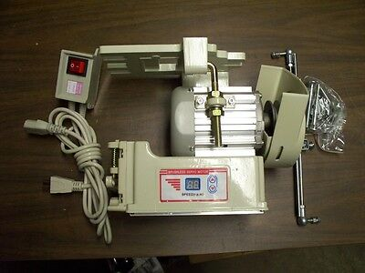 INDUSTRIAL SEWING  MACHINE  SERVO MOTOR,3/4 Hp