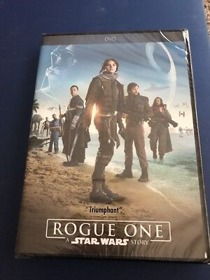 Rogue One: A Star Wars Story (DVD, 2017) NEW & SEALED,