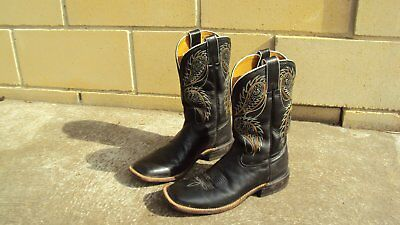 western show boots ladies size 9 Tony Lama