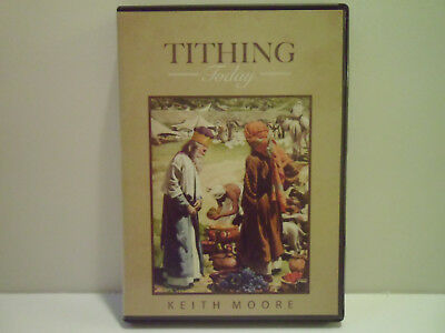 Keith Moore Tithing Today 3 Message / 4 CD Set