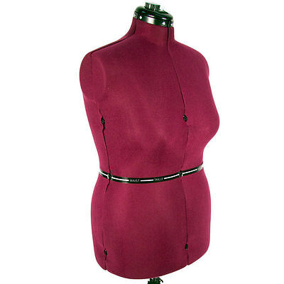 Plus Size Tailoring Dressmaker Mannequin Large Dress Female Torso Clothes Adjust
