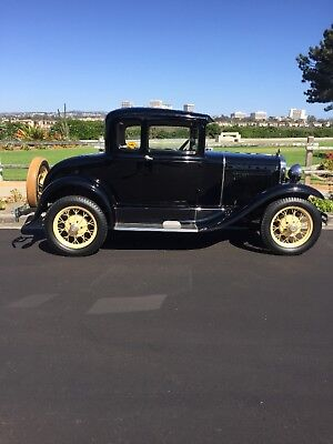 1930 Ford Model A  1930 Ford Model A Coupe Original Henry Ford Great Driver Quality Unmolested