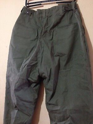 Extreme Collectible WWII Original PANT Dated 3 April 1951