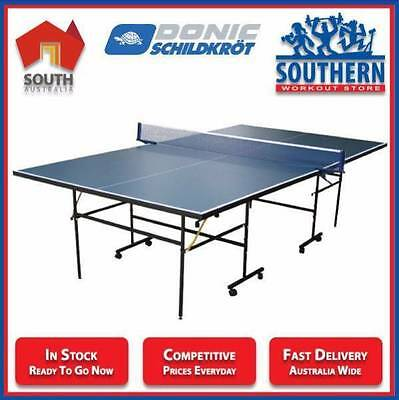 Donic Schildkrot Tourstar 100 Indoor Table Tennis Table Ping Pong