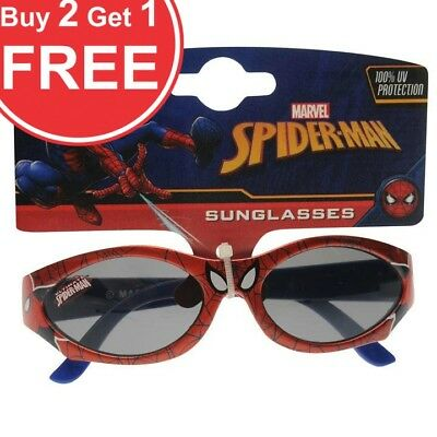 Buy 2 Get 1 FREE Spider Man Accessories