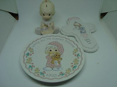 PRECIOUS MOMENTS Collectibles! Small Lot. Beautiful! Take a Look!