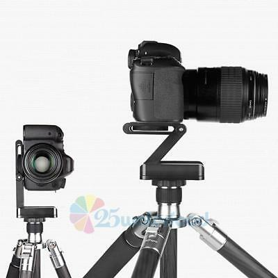 Professional Camera Flex Tripod Z Pan & Tilt Folding Tripod Bracket Head Stand