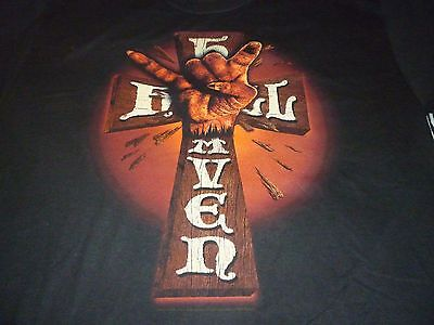 Haven & Hell Shirt ( Used Size L ) Very Good Condition!!!